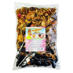 Dry Fruits Mix ''From Marusya'' (Apple,pear,plum,rosehip) 500gr/14pc