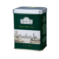 Earl Grey  200gr/12pc  Tin