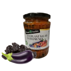Eggplant Salad With Plums  19oz/12pc
