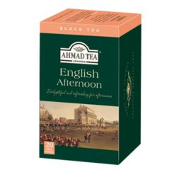 English Afternoon Tea  20tb/6pc