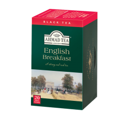 English Breakfast Tea  20tb/6pc