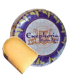 """Ewephoria"" Sheep Cheese"