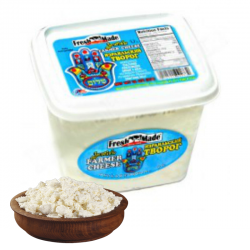 Jewish Farmer Cheese 16oz/12pc