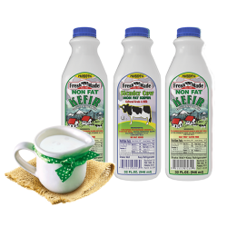 Kefir Non-fat 1l/12pc