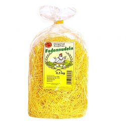 """Fadennudeln"" Thin Egg  500gr/20pc"