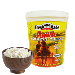Farmer Cheese Amish Tvorog 4 pails/4lb