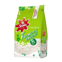 Farmer cheese classic 9% FAT 200gr/10pc