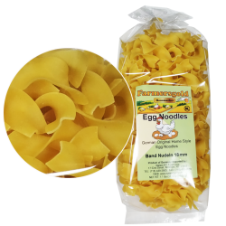 """FARMERSGOLD"" LARGE NOODLES (18MM) (KOSHER)500G/12"