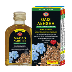 Flax seed oil (LNYANOE) 100gr/20pc