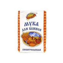 Flour for Pencakes (Blinnaya)  1kg/10pc