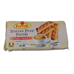"""Forrelli"" Sugar Puff Pastry  7oz/20pc"