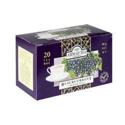 Fruit Tea Blackcurrant Burst  20tb/6pc