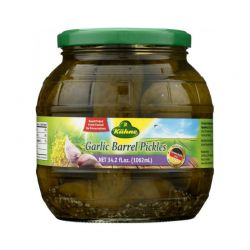 "Garlic ""Barrel"" Pickles  35.9oz/6pc"