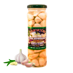 Garlic Cloves  370gr/12pc