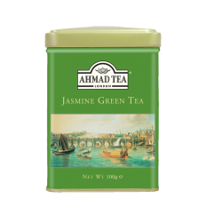 Green Tea Jasmin (Tin)  100gr/6pc