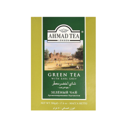 Green Tea w/Eral Grey  500gr/12pc