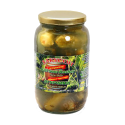 Half Sour Pickles  1L/12pc