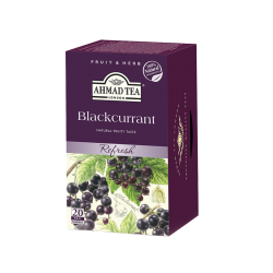 Herbal Blackcur Tea 20tB/6pc