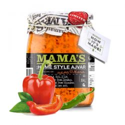Home Style Ajvar Hot 550gr/6pc