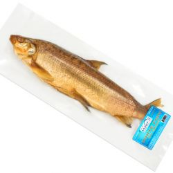 Hot Smoked White Fish Large V/P