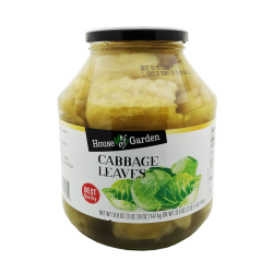 ''HOUSE OF GARDEN'' PICKLED CABBAGE ROLLS 51.8OZ / 6PCS