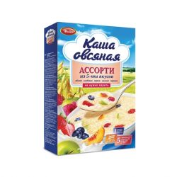 Kasha Ovsyanaya Assorty  40gr/5pk/12pc