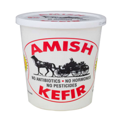 Kefir Amish 5% 6pc/24oz