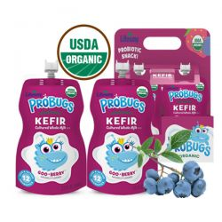 Baby Kefir Goo-berry 3.5oz/24pc