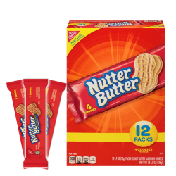 NABISCO NUTTER BUTTER 1.9OZ/12PC