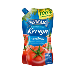 Ketchup Delicate  450gr/14pc