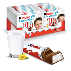 """Kinder"" Chocolate  50gr/20pc"