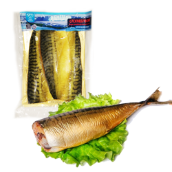 MACKEREL FILLET COLD SMOKED 400GR/10PC ICELAND