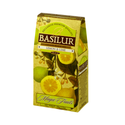 """MAGIC"" BLACK TEA LEMON/LIME 100GR/24pc"