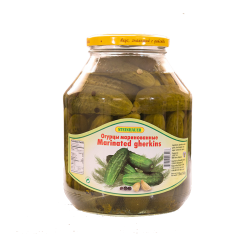 Marinated Gherkins 1.7L/4pc