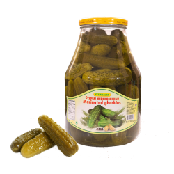 Marinated Gherkins 2.65L/4pc