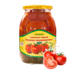 Marinated Red Tomatoes  1L/6pc