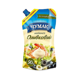Mayonnaise Olivkoviy  350gr/20pc