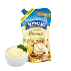 "Mayonnaise ""Postniy""  350gr/20pc"