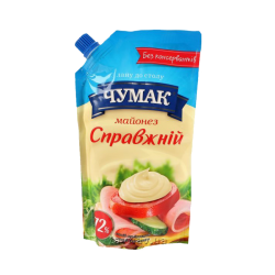 Mayonnaise Nastoyashiy 72%  350gr/20pc
