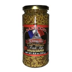 Mustard French Style  250gr/12pc