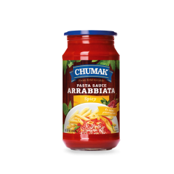 "*Pasta Sauce ""Arrabiata""  340gr/10pc Glass"
