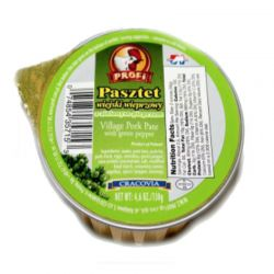 Pate Green Pepper  130gr/12pc
