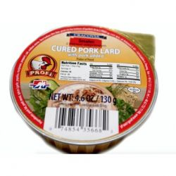 Pate Pork Lard With Pork Added  130gr/12pc