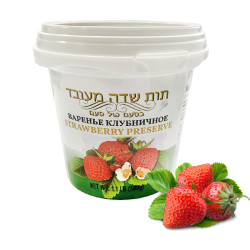 STRAWBERRY 500g/12pc