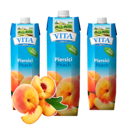 Peach Nectar  1L/12pc
