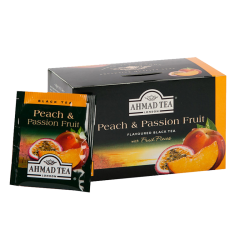 Peach & Passion Fruit Tea  20tb/6pc