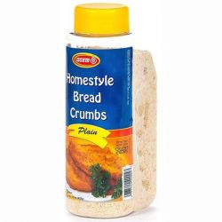 Plain Bread Crumbs  15oz/12pc