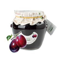 Plum  Preserves  670gr/6pc