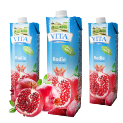 Pomegranate Nectar  1L/12pc