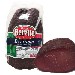 Bresaola Dry Curred beef V/P  *APX Weight 1.5lb